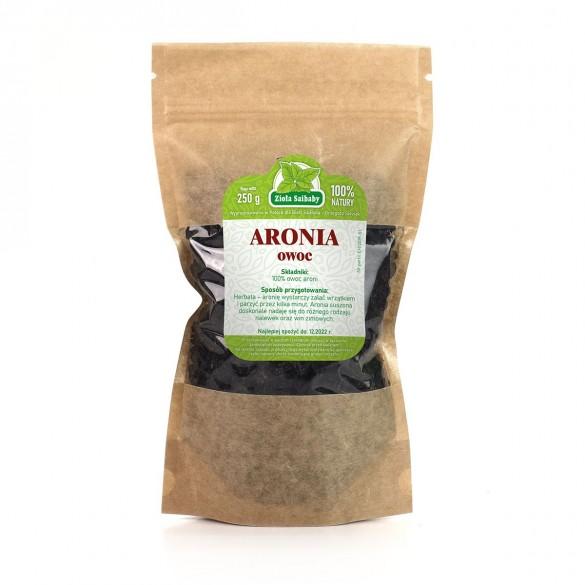 Aronia owoc suszony 250g