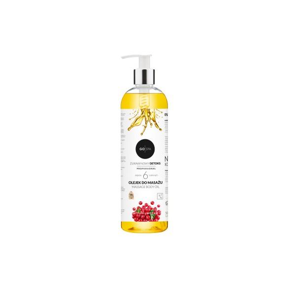Olejek do masażu GoSPA, 500 ml