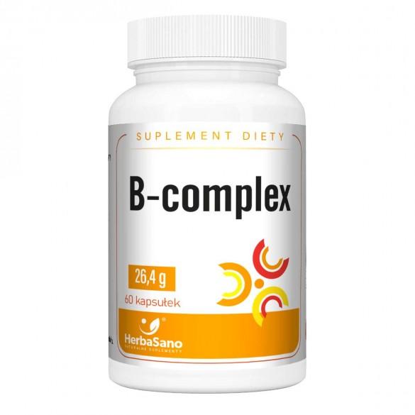 Witamina B kompleks bez wypełniaczy 60 tab. 7