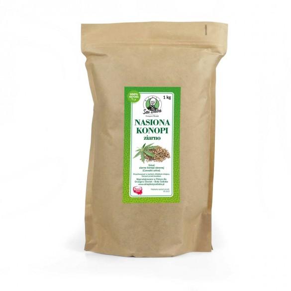 Nasiona Konopi ziarno 1kg