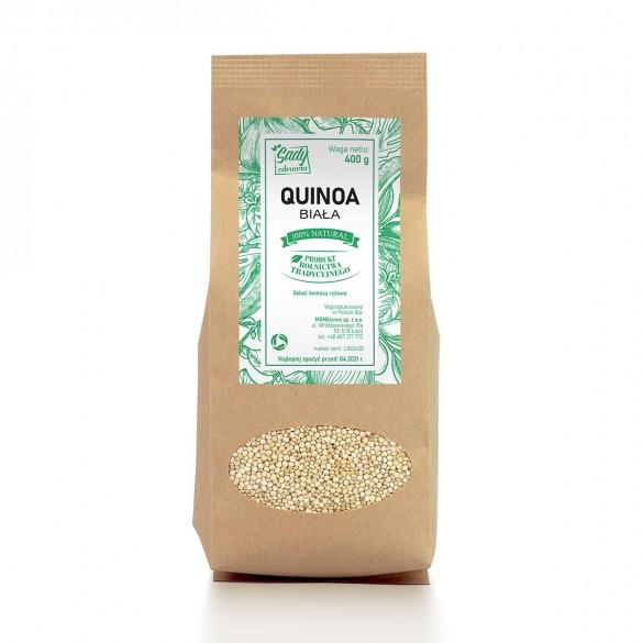 QUINOA biała ( komosa ryżowa ) 400 G