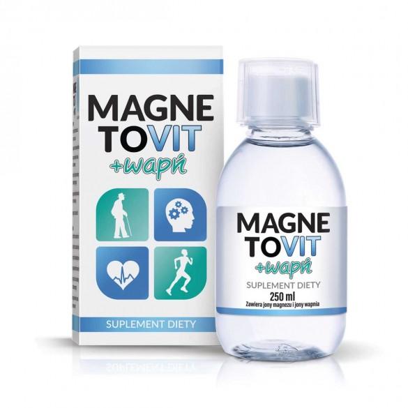 Magnez Magnetovit 250 ml