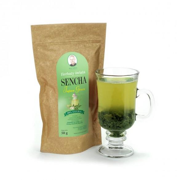 Herbata Japan Sencha 50g