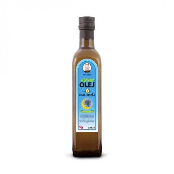 Świeży Naturalny Olej z Czarnuszki