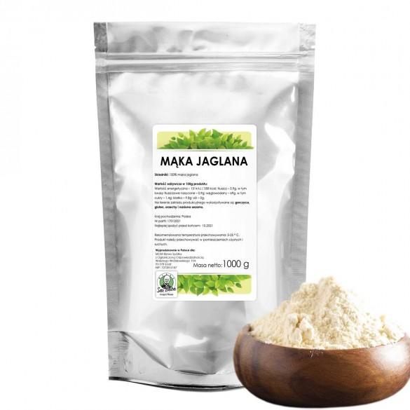 Mąka jaglana 1000g SR A
