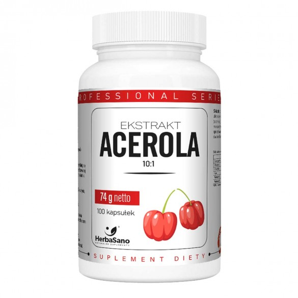 Acerola ekstrakt - HerbaSano