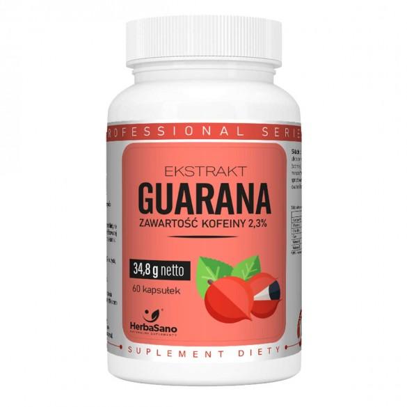 Guarana ekstrakt - HerbaSano