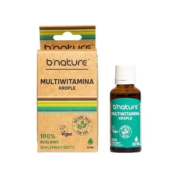 Multiwitamina (30 ml) - Suplement diety