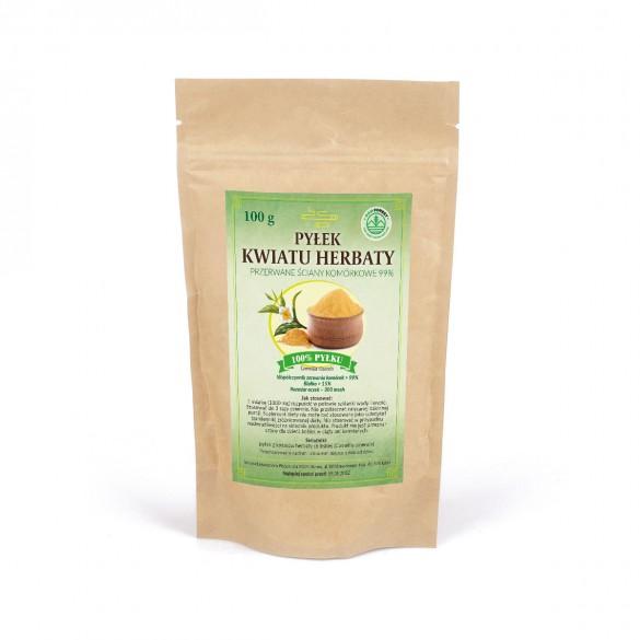 Pyłek kwiatu herbaty - RawForest
