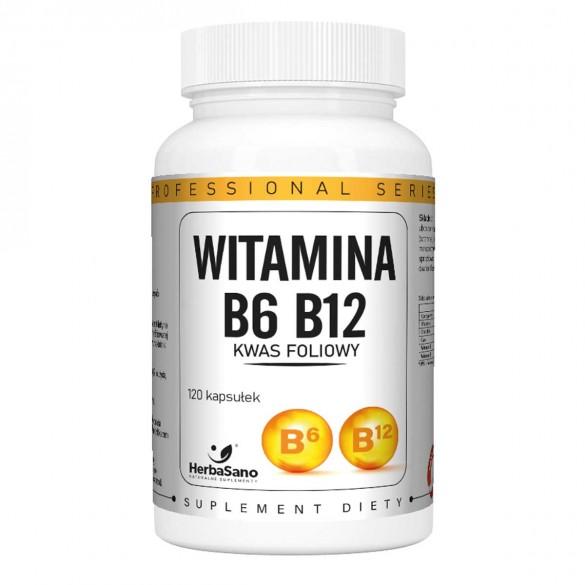 Witamina B6 B12 5