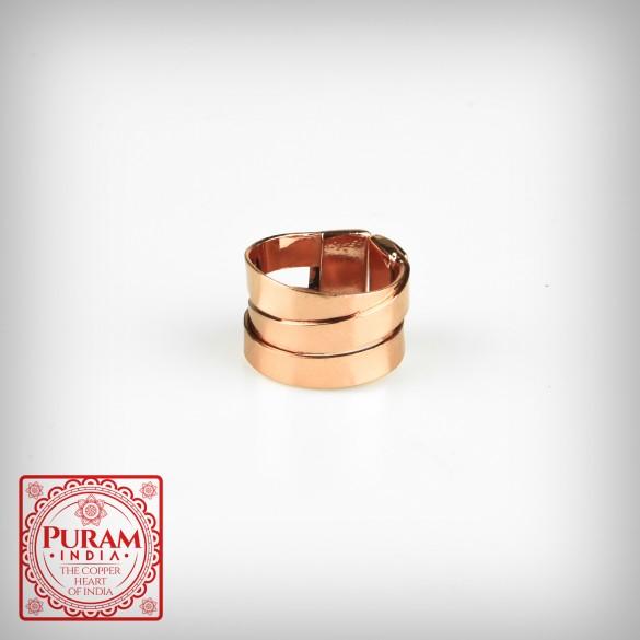Miedziany pierścionek 5985/5982 P