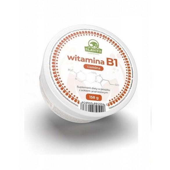 SUPLEMENT DIETY Witamina B1 SLAVITO 158 gram