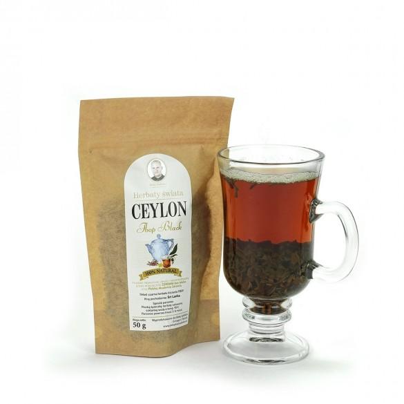 Czarna herbata Ceylon