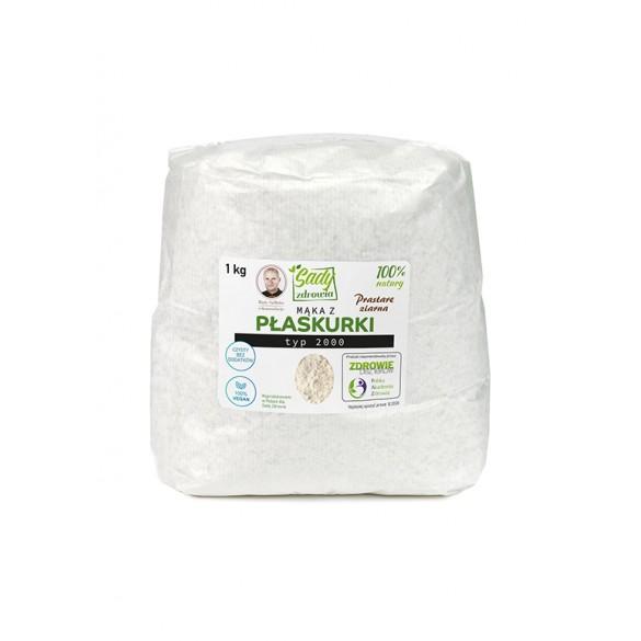 Mąka z płaskurki typ 2000 1 kg
