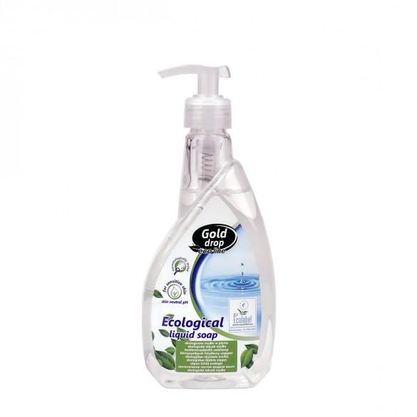 Ekologiczne mydło w płynie 400 ml