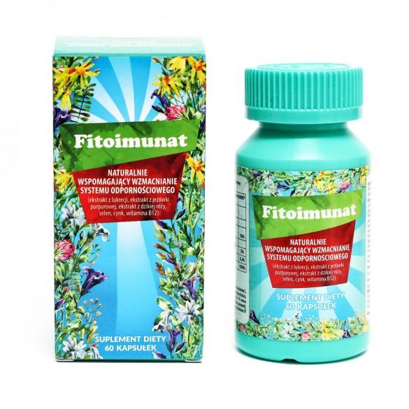 Fitoimunat - Syberyjska formuła na odporność