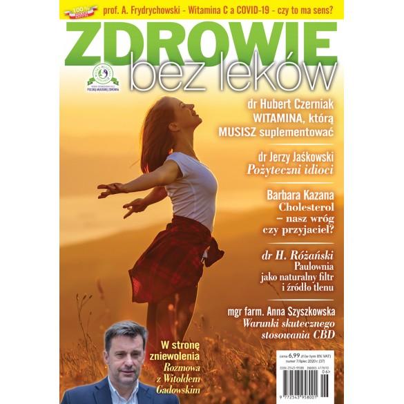 Wersja elektroniczna numer 07/2020 Zdrowie bez leków