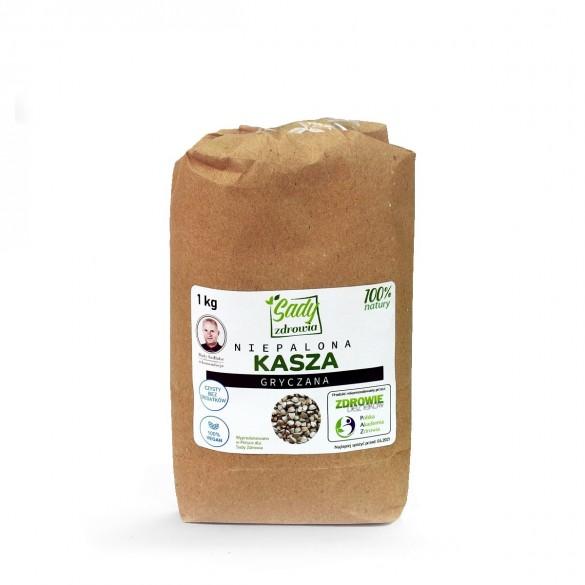 Niepalona kasza gryczana 100% - 1 kg