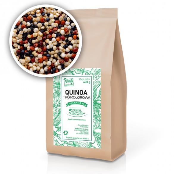 Quinoa trójkolorowa
