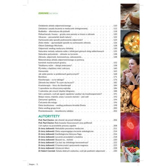 Almanach 3 - Złota księga zdrowia - Odporność