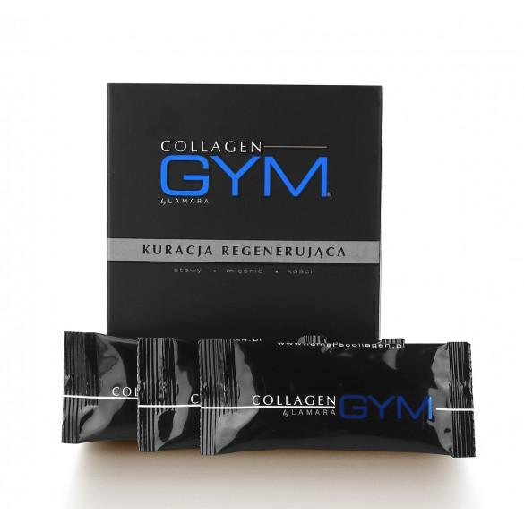 Collagen GYM by Lamara - Kuracja 30 dni [Regeneracja + Odmładzanie]