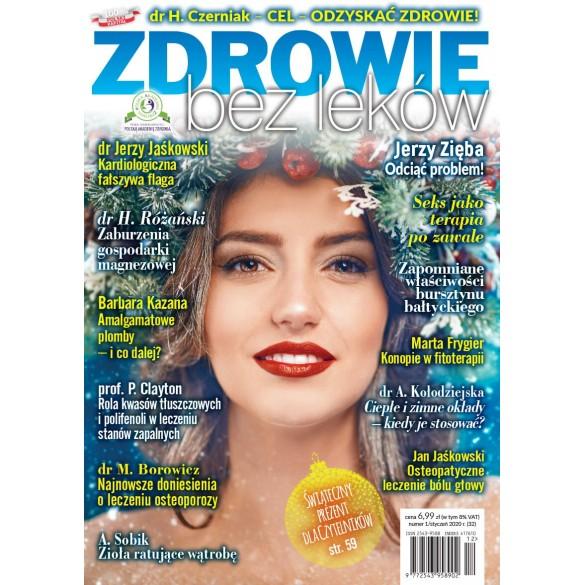 Archiwalny NUMER 01/2020 Zdrowie bez leków