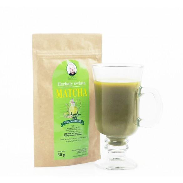 Herbata zielona Matcha powder - 50g