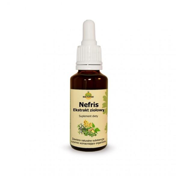 Nefris ekstrakt ziołowy, suplement diety