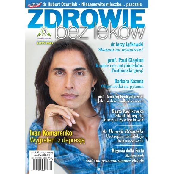 Wersja elektroniczna numer 02/2021 Zdrowie bez leków