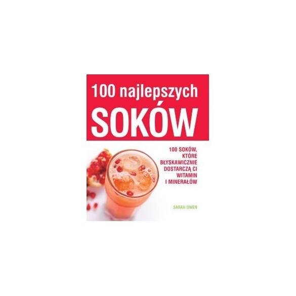 100 najlepszych soków Sarah Owen