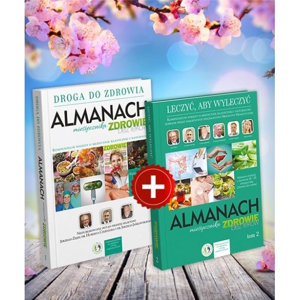 Pakiet 2w1 ALMANACH tom 1 i 2